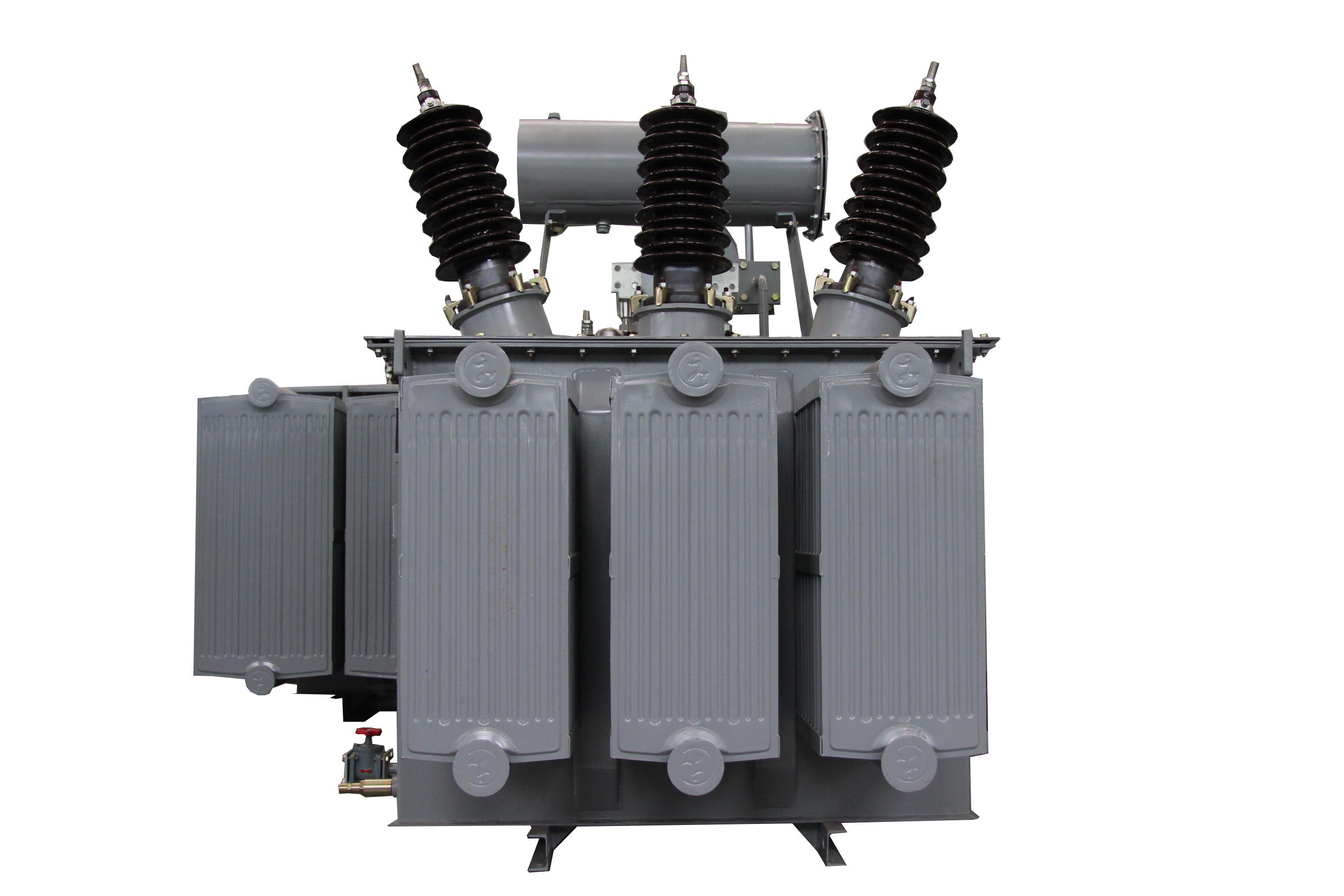变压器型号_S11-630kva油浸式变压器型号结构图_北京创联汇通电气