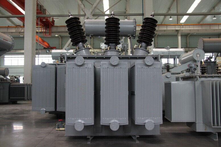 油浸式变压器原理图_S11-630kva油浸式变压器型号结构图_北京创联汇通电气