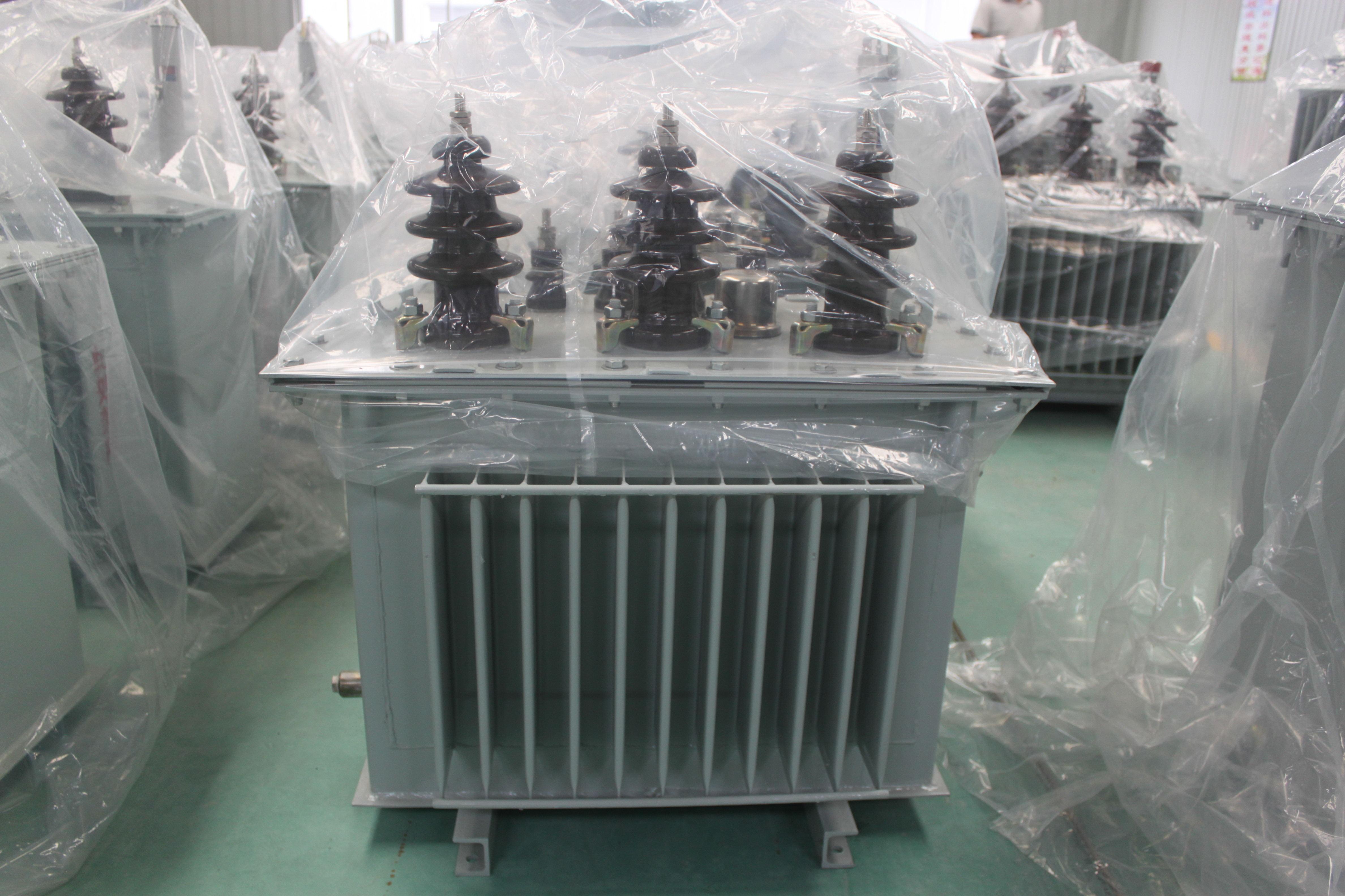 变压器型号_S11-250kva油浸式变压器型号结构图_北京创联汇通电气