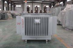 S13-315kva油浸式变压器型号