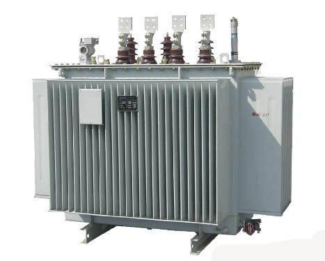 变压器型号_S11-200kva油浸式变压器型号结构图_北京创联汇通电气