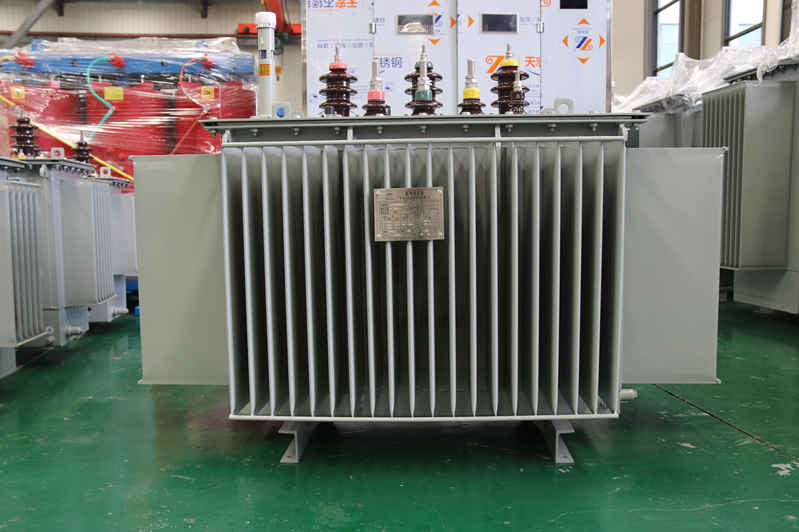 SH15-80Kva非晶合金油浸式变