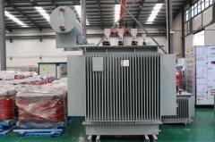 SH15-160Kva非晶合金油浸式