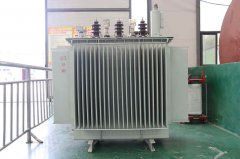SH15系列20Kv级油浸式变压器